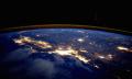 Los Angeles' Lichtverschmutzung, von der ISS aus fotografiert