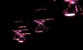 Video: Japanisches Drohnenballett mit 16.500 LEDs