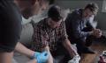 Blood Sport o cómo donar sangre mientras mueres en un juego
