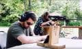 WiFi-Killer: Selbstzielendes Scharfschützen-Gewehr gehackt (Video)
