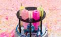 Mr. Head: Aufgebohrter Staubsaugerroboter malt abstrakte Bilder (Vido)