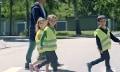 Skandinavische Sicherheit: Navigationssysteme mit Kinderstimmen in Schulnähe