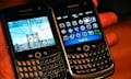 Blackberry Tour: Hands-On und Curve-Vergleich