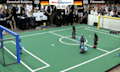 RoboCup 2010 in Singapur: viele Tore im Finale