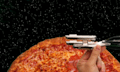 Pizzaschneider im Enterprise-Format (mit Video)