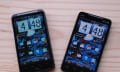 HTC Desire HD vs. EVO 4G... fight!