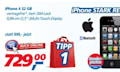 iPhone 4 32GB 10 Euro billiger bei Real