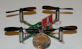 CrazyFlie: Mini-Quadrocopter (Video)