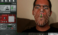 FaceOSC: Gesicht als Musikinstrument (Video)