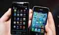 Fight: Droid RAZR vs. Droid vs. iPhone 4