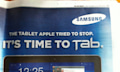 Time To Tab: Samsung stichelt gegen Apple