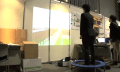 Video: Schonendes Training dank Trampolin-Game-Interface