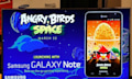 Hands-On mit Angry Birds Space (Videos)