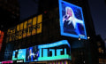 Nokia Lumia 900 startet durch am Times Square