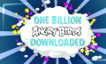 Eine Milliarde Angry Birds-Downloads!