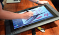 Hands-On: Wacom kündigt Cintiq 22HD Pen Display an (Video)
