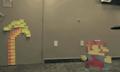 Stopmotion: Mario aus 7000 Post-Its (Video)