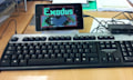Nexus 7 mit USB-, Floppy- und Keyboard-Hack