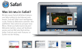 Apple bringt Safari 6 für Lion / Mountain Lion, Windows-Version auf die Supportseite verbannt