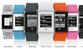 Phosphor Touch Time will die Digitaluhr am E-Paper-Touchscreen neu erfinden (Video)