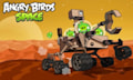 Curiosity kills the Bird: Angry Birds auf dem Mars (Video)