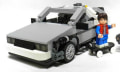 Lego Cuusoo kündigt DeLorean von Back to the Future an (Video)