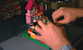 DIY: LegoTone Lego Synth, oder der Synthesizer im Lego-Haus (Video)