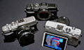 Olympus PEN E-P5 Hands-on (Video)