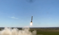 Video: SpaceX Grasshopper-Rakete fliegt seitwärts