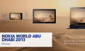 Livestream ab 9 Uhr: Nokia World 2013