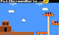 Full Screen Mario: Super Mario Bros im HTML5 Remake