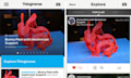 MakerBot-Plattform Thingiverse bekommt iOS-App