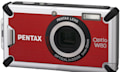 Pentax Optio W80: se seca sin toalla