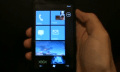 HTC HD2 corriendo Windows Phone 7 Series en vídeo (con trampa, claro)