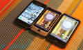 Samsung Galaxy S vs HTC Desire HD, comparativa multimedia
