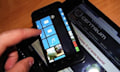 ¿Un LG Optimus Black con WP7 filtrado?