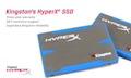 Kingston HyperX SSD con controlador Sandforce SF-2281 ya a la venta