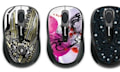 Wireless Mobile Mouse 3500 Artist Edition, ratones coloridos de la mano de Microsoft