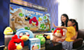 Angry Birds ya disponible para las nuevas TV Samsung con Smart TV