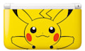 Nintendo 3DS XL Pikachu Yellow, exclusiva para Japón