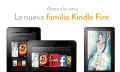 Kindle Fire y Fire HD ya disponibles en España [Actualizada]