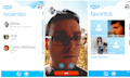 Skype para Windows Phone 8 ya disponible en una versión 'preliminar'