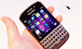 BlackBerry Q10 de cerca (¡con vídeo!)