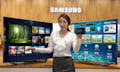 Samsung mostrará su Smart TV Evolution Kit en CES 2013