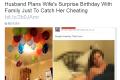 【確信犯】妻の誕生日にサプライズパーティを仕掛けて浮気現場を押さえた夫!