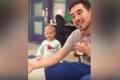 白血病の少女のためにディズニーの『アラジン』を熱演する看護師が感動的すぎる【動画】