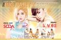 DJ KAORIのレジデントパーティーに韓国からDJ SODAが登場!
