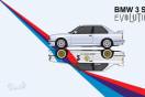 【ビデオ】90秒でわかる! BMW「3シリーズ」の移り変わり