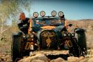 【ビデオ】新生『トップギア』の司会者マット・ルブランが、アリエル「ノマド」に乗り込んでオフロードを疾走!