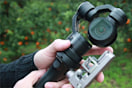 動画:DJI OSMOはこう撮れる! 電動3軸ジンバル付き4Kカメラでミカン狩り撮影